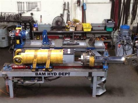 Hydraulic Cylinder Repair Shop  Bay Area, Oakland, San Jose