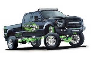 Custom Truck Drawings