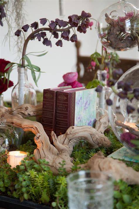 enchanted forest baby shower tablescape baby shower parties fairy