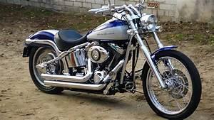 Harley-davidson Softail Deuce Fxstd 2006