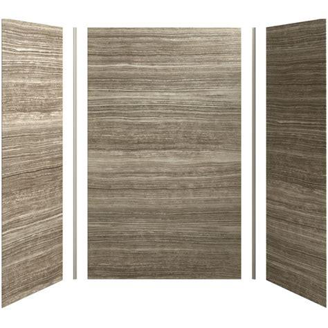 best 25 shower surround ideas on grey tile