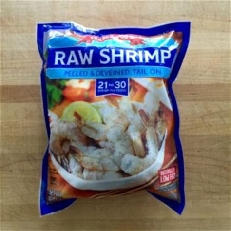 How To Cook Frozen Raw Shrimp For Shrimp Cocktail