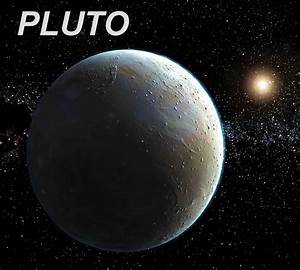 Pluto planet profile moons rings structure characteristics ...