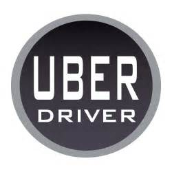 Uber Driver Decal