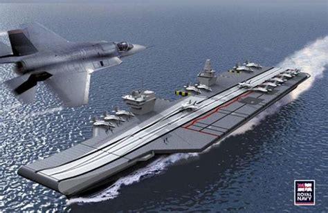selon le premier ministre britannique la royal navy disposera finalement de 2 porte avions