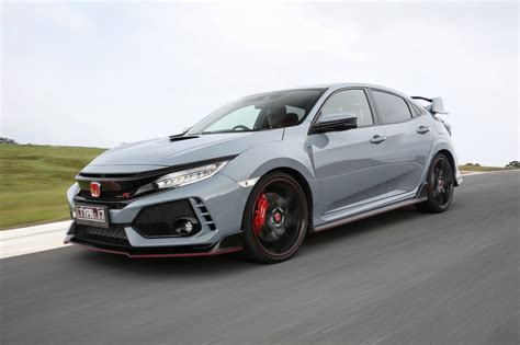 Civic Type R by 2018 Honda Civic Type R Technical Overview Forcegt