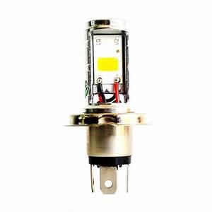 Jual 9nine Luminos Aksesoris Motor Lampu Depan Led H4 2