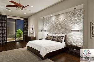 Modern bedroom lighting ideas decorationy