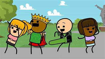 Cyanide Happiness Gifs Patreon Creating Animated Shorts