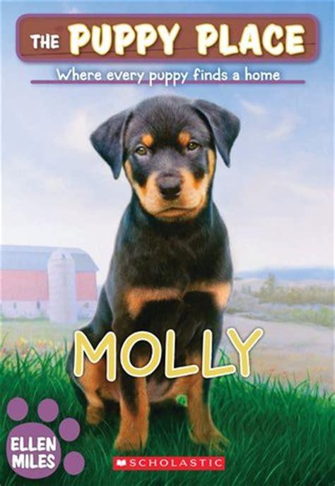 molly  puppy place   ellen miles