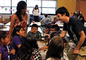 UCLA BEAM engineers hands-on mentorship for young students ...