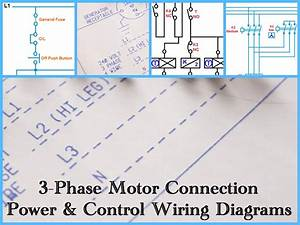 Mitsubishi Electric 3 Phase Motor Wiring Diagram