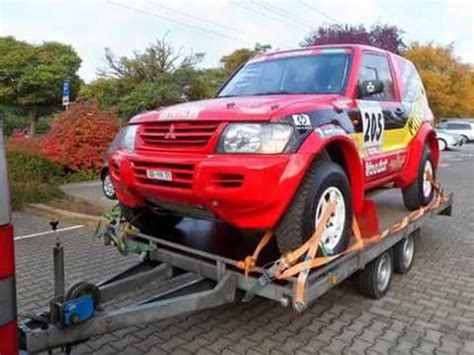 Kaos Rally Dakar Mitsubishi Pajero mitsubishi pajero rally dakar