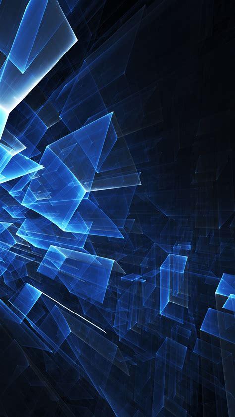 3d Wallpapers Blue by Wallpaper Polygon 4k 5k Wallpaper 8k 3d Cube Green