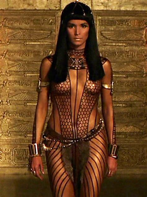 actress in movie the mummy returns patricia velasquez as anck su namun in the mummy people