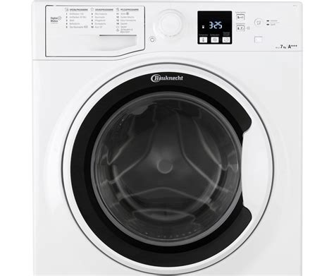 bauknecht af 7f4 waschmaschine freistehend wei 223 neu ebay