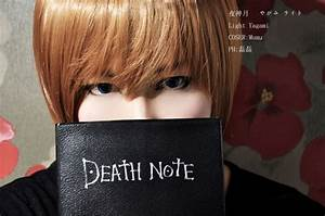 Death Note images Light Cosplay HD wallpaper and ...