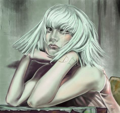 sia chandelier maddie ziegler by masteryue on deviantart