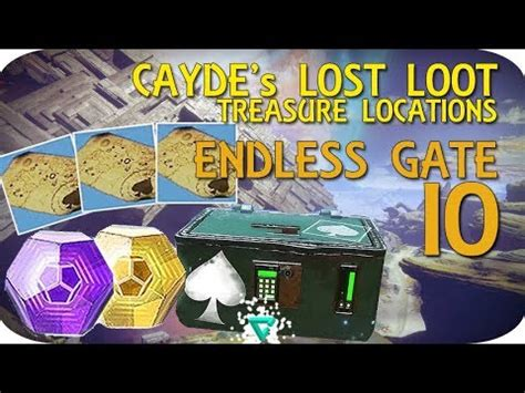 destiny 2 treasure map caydes chest location endless