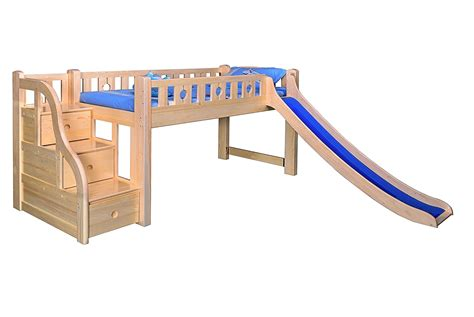 27120 bunk bed with slide bunk with slide