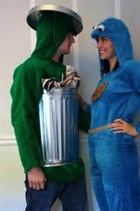 DIY Cookie Monster Halloween Costume