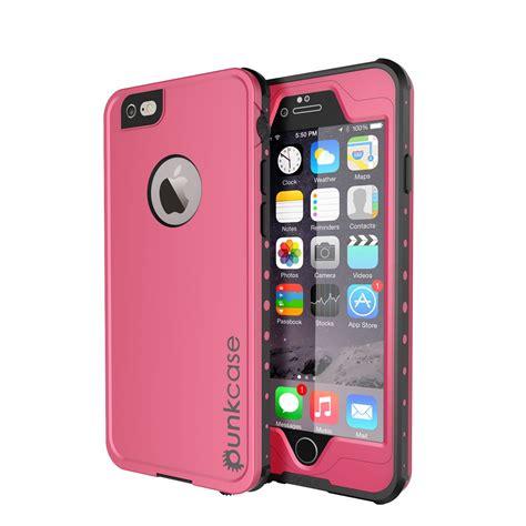 iphone 6 plus waterproof punkcase studstar black apple iphone 6s plus 6 plus