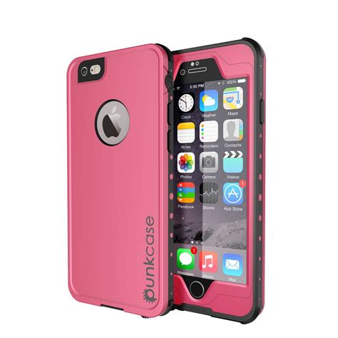 iphone 6 plus warranty punkcase 174 iphone 6s plus 6 plus waterproof pink thin