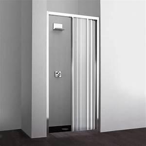 Porte Douche 90 : porte per doccia a nicchia scorrevoli 80 cm kv store ~ Nature-et-papiers.com Idées de Décoration