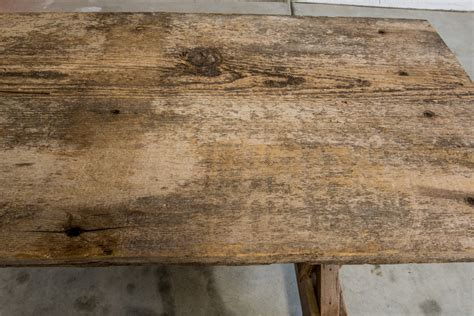 sanding and staining wood table reclaimed wood table sanding staining slightly organic