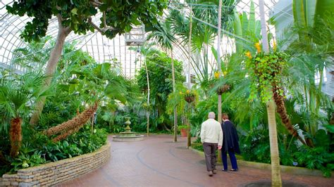 The Garden Columbus Ohio by Franklin Park Conservatory And Botanical Gardens In