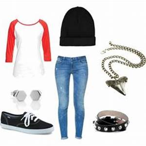 Cute Skater Girl Outfits Polyvore | www.pixshark.com - Images Galleries With A Bite!