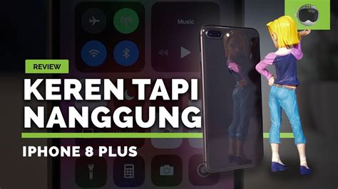 review apple iphone   indonesia youtube