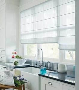 Gardine Für Küche : dekorative fenstergestaltung leicht gemacht gardinen ~ Watch28wear.com Haus und Dekorationen
