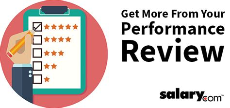 10 Tips To Get More From Your Performance Review Salarycom