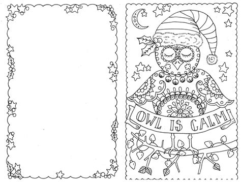 printable christmas cards  adults christmas printables