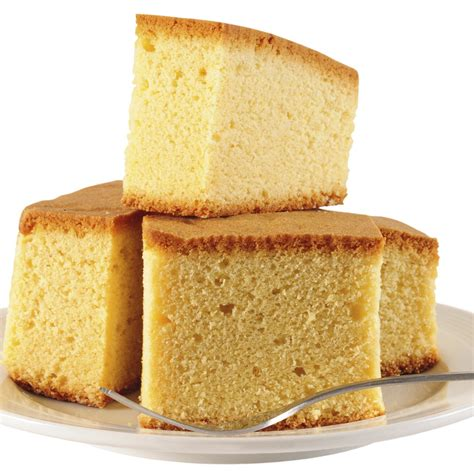 bulk candle vanilla sponge cake panari cakes