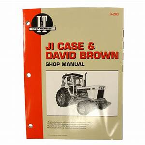 International Harvester Service Manual 344 Pages  Includes