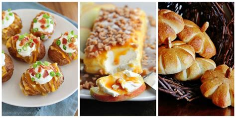 34 easy thanksgiving appetizers best recipes for