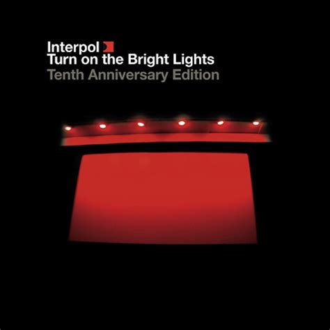 interpol turn on the bright lights interpol to release deluxe reissue of debut album turn on