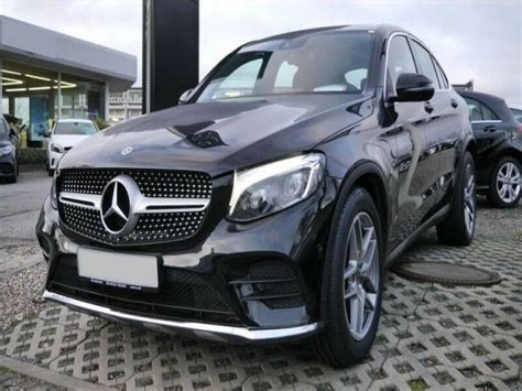 mercedes glc coupe    matic amg diesel occasion de