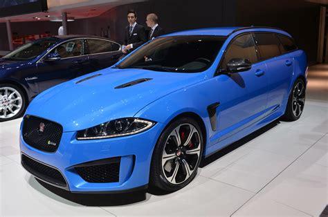 2018 Jaguar Xfr S Sportbrake Geneva 2018 Photo Gallery