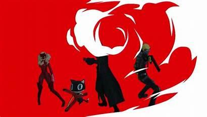 Persona Trailer Persona5 Gifs Five Analysing Through