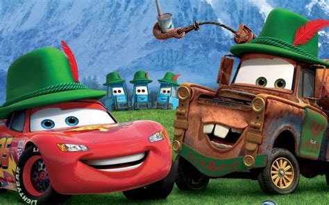 Cars 2 Mater Image by Cars Lightning Mcqueen And Mater Free Image