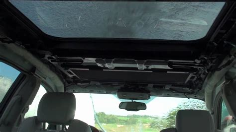 leaky buick enclave youtube