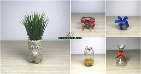 creative diy projects  upcycling  plastic bottles