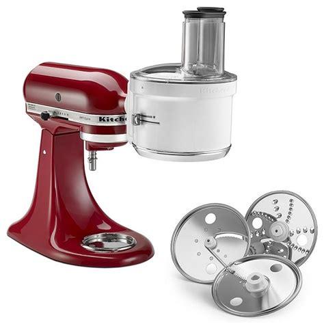 kitchenaid mixer attachments home cooks  buy