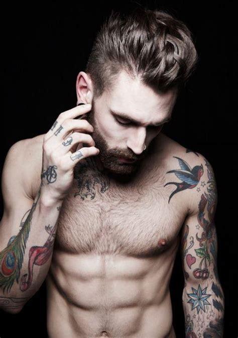 tumblr tattoo tattoos  men  chest words