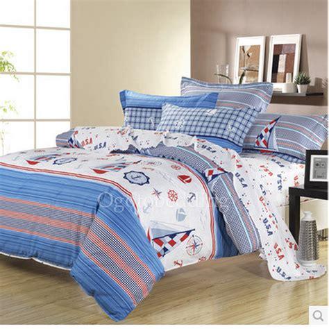 cheap blue nautical cool queen size comforter sets