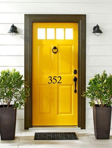 best yellow front doors ideas on pinterest yellow doors