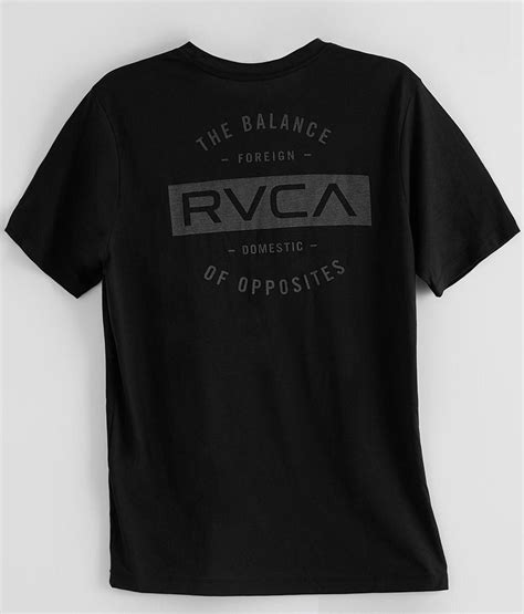 There are four ways to make a buckle credit card payment, so you can choose the option that's most. RVCA Goal Performance T-Shirt - Men's T-Shirts in Black   Buckle   Mens tshirts, Mens shirts, Rvca